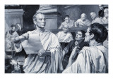 Julius Caesar Premium Giclee Print by Paul Rainer