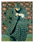 The Repairer, 1891 Gicl&#233;e-Druck von Edouard Vuillard