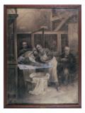Louis Pasteur Giclee Print by Alphonse Mucha