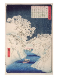 Views of Edo Giclee Print by Ando Hiroshige