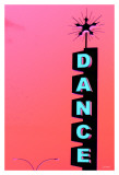 Dance Print by Pascal Normand