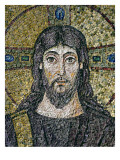 The Face of Christ Giclee Print by Byzantine School 