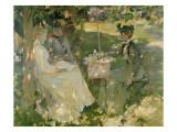Midsummer, 1892 Giclee Print by Sir James Guthrie