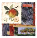 My Orchard Print by Monica Walley