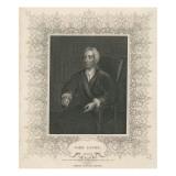 John Locke Giclee Print by Godfrey Kneller