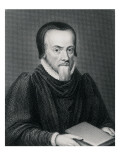 Richard Hooker Giclee Print by Wenceslaus Hollar
