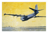 Military Aircraft Giclee Print by John S. Smith