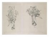 Tulips, 1910 Giclée-Druck von Paul Klee