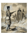 The Kaiser Giclee Print by Gerry Embleton
