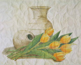 Tuscan Still Life II Prints by Matilda Ellison