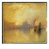 Opalescent Venice Giclee Print by  Moran