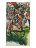 King Richard Giclee Print by Peter Jackson