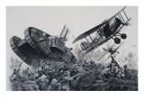 1918 Giclee Print by Graham Coton
