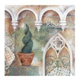 An Italian Garden Prints by Patrizia Moro