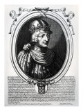 John Ii the Good Giclee Print by Nicolas de Larmessin