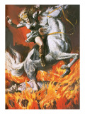 Sigurd Giclee Print by Alberto Salinas