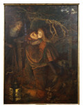 The Lost Child Giclee Print by Arthur Hughes