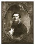 Brigham Young Giclee Print by Mathew Brady