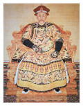 Ch&#39;Ien-Lung Giclee Print by Chinese School 