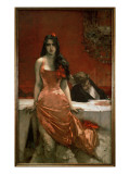 Circe, 1881 Giclee Print by Charles Hermans
