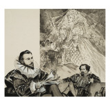 Faerie Queene Giclee Print by  Mcbride