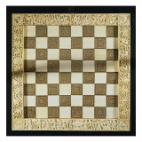 Chessboard Giclee Print by  Italian School
