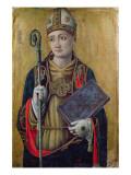 St. Louis Giclee Print by Bartolomeo Vivarini