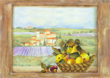 Fruit and Vista I Prints by Patrizia Moro