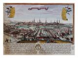 Berlin Giclee Print by  German School