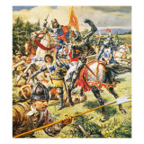 Henry Iv Giclee Print by C.l. Doughty