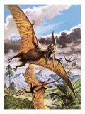 Pteranodon Giclee Print by  Payne