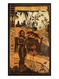 Nave Nave Fenua Reproduction procédé giclée par Paul Gauguin