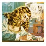 Albrecht Durer Giclee Print by  Mcbride