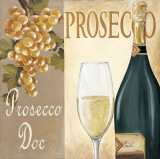 Prosecco Prints by G. Piana