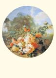Paysage À la Fleur I Prints by A. Raoux