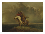 The Lost Greenhorn Giclee Print by Alfred Jacob Miller