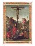 Crucifixion Giclee Print by Luca Signorelli