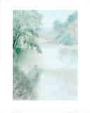 Lake View II Prints by Xavier Swolfs