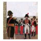 Marshal Ney Giclee Print by Ken Petts