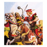 Robin Hood Giclee Print by  McConnell
