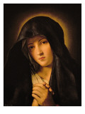Madonna Giclee Print by  Giovanni Battista Salvi da Sassoferrato