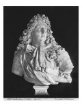 Bust of Louis Xiv Giclee Print by Antoine Coysevox