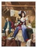 Sarah Siddons Giclee Print by Ralph Bruce