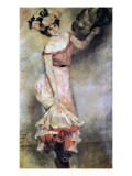 Elly, 1889 Giclee Print by Lovis Corinth