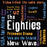 The Eighties Prints by  Freyman