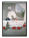 Last Supper Giclee Print by  Chinese School