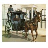 Hanson Cab Giclee Print by John Keay