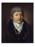Antonio Salieri Giclee Print by Willibrord Joseph Mahler