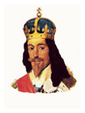 King Charles I Premium Giclee Print by  English School