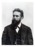 Wilhelm Rontgen Giclee Print by  German photographer
